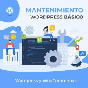 Mantenimiento Wordpress Básico
